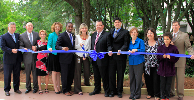 Ribbon Cutting for Leon County Domestic Partnership Registry